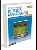 Key Concepts in Vce Business Management - Units 3 and 4