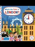 What's the Time in London?, Volume 6: A Tell-The-Time Clock Book