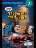 Trouble In The Tunnel (Turtleback School & Library Binding Edition) (Step Into Reading: A Step 2 Book)