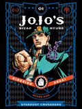 Jojo's Bizarre Adventure: Part 3--Stardust Crusaders, Vol. 1, Volume 1