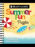 Brain Games Summer Fum Puzzles