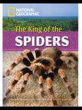 The King of the Spiders + Book with Multi-ROM: Footprint Reading Library 2600