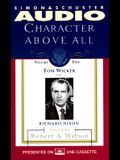Character Above All Volume 5 Tom Wicker on Richard Nixon