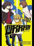 Durarara!! Yellow Scarves Arc, Vol. 2 - manga