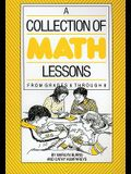 Collection of Math Lessons, A: Grades 6-8