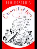 Leo Rosten's Carnival of Wit: From Aristotle to Woody Allen