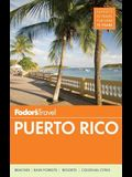 Fodor's Puerto Rico [With Map]