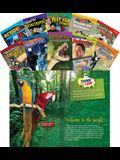 Time for Kids Informational Text Grade 5 Readers Set 3 10-Book Set (Time for Kids Nonfiction Readers)