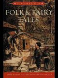 Folk and Fairy Tales - Concise Edition