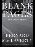Blank Pages: And Other Stories