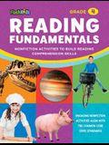 Reading Fundamentals: Grade 4: Nonfiction Activities to Build Reading Comprehension Skills