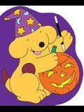 Spot's Halloween Party