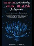 Third Eye Awakening and Reiki Healing for Beginners: How to Attain Spiritual Enlightenment, Trascendence and Higher Consciousness to Improve Psychic A