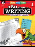 180 Days of Writing for First Grade: Practice, Assess, Diagnose