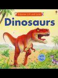 Dinosaurs (Usborne Lift and Look)
