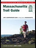 Massachusetts Trail Guide: Amc's Comprehensive Guide to Hiking Trails in Massachusetts