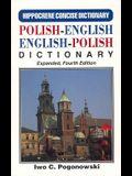 Polish-English/English Polish Concise Dictionary
