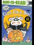 Click, Clack, Boo!/Ready-To-Read: A Tricky Treat