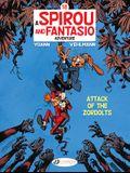 Spirou & Fantasio: Attack of the Zordolts