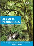 Moon Olympic Peninsula: Coastal Getaways, Rainforests & Waterfalls, Hiking & Camping