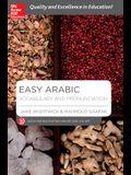 Easy Arabic Vocabulary and Pronunciation
