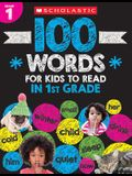 100 Words for Kids to Read in First Grade Workbook