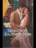 Seduction, Southern Style: A Secret Heiress, Workplace Romance