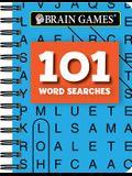 Mini Brain Games 101 Word Searches