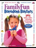 FamilyFun Boredom Busters:  365 Games, Crafts & Activities For Every Day of the Year