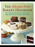 The Allergen-Free Baker's Handbook: 100 Vegan Recipes