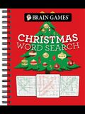 Brain Games - Christmas Word Search