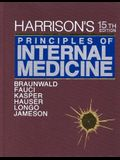 Harrison's Principles of Internal Medicine, 15/E Textbook & Self-Assessment and Board Review