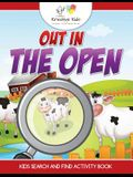 Out in the Open: Kids Search and Find Activity Book