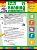 Daily Reading Comprehension, Grade 6