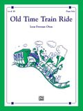 Old Time Train Ride: Sheet