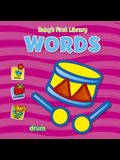 Baby's First Library - Words