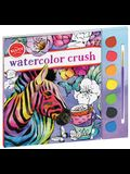 Watercolor Crush-Paint W/Water