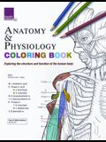 Anatomy & Physiology Coloring Book