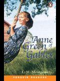Anne of Green Gables, Level 2, Penguin Readers