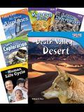 Time for Kids(r) Nonfiction Readers Stem Grade 3, 10-Book Set