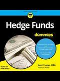 Hedge Funds for Dummies Lib/E