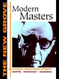 The New Grove Modern Masters: Bartok, Stravinsky, Hindemith