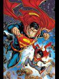 Superman: The Rebirth Deluxe Edition Book 4