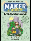 Maker Comics: Live Sustainably!