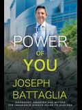 The Power of You: Different, Smarter and Better - The Insurance Agents Guide to Success