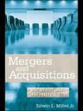 Mergers and Acquisitons: A Step-By-Step Legal and Practical Guide
