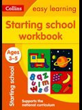 Starting School Workbook: Ages 3-5