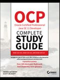 Ocp Oracle Certified Professional Java Se 11 Developer Complete Study Guide: Exam 1z0-815 and Exam 1z0-816