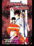 Rurouni Kenshin, Vol. 4, 4