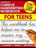 Cursive handwriting workbook for teens: cursive writing practice workbook for teens, tweens and young adults (beginners cursive workbooks / cursive te